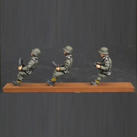 HV01 German army drivers (4 Figures)