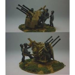AA 20mm QUAD gun crew