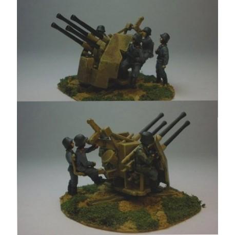 LFD10 AA 20mm Quad Crew (4 Figures)