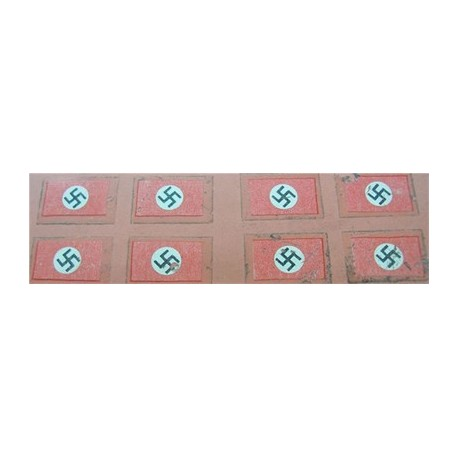 AD62 German Recognition Flags