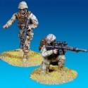 Equipo de francotiradores