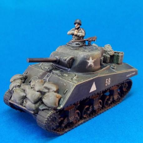 Sherman M4A3 105mm