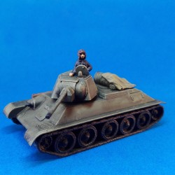 T34 1943 model