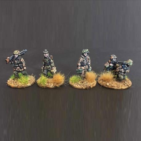 Waffen SS Panzergrenadier LMG Teams