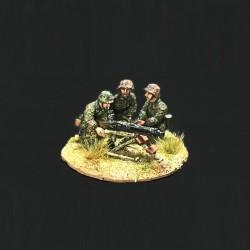 Panzergrenadier Waffen SS MMG y servidores