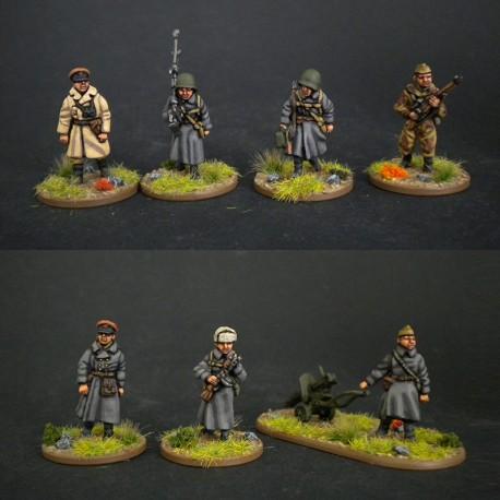 Soviet infantry marching set2