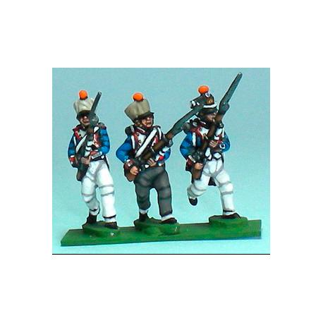 Fusiliers Avanzando