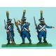 Carabiners skirmishes with shako