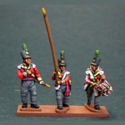 Infantería ligera mando