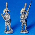 Spanish Fusiliers in bicorne shot and reload
