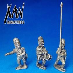 Grupo de mando de granaderos españoles