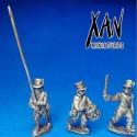 Grupo de mando de milicia española