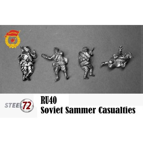 Víctimas soviéticas Verano