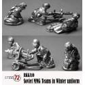 Soviet MMG Team