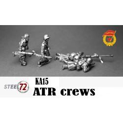 Soviet ATR crews