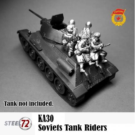 Tank Riders