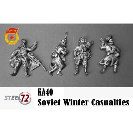 Soviet casualties